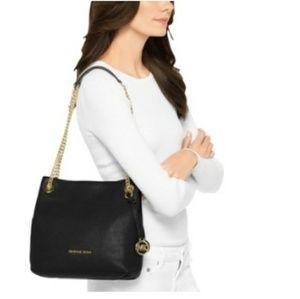 Handbags - Michael Kors Chain Tote Medium